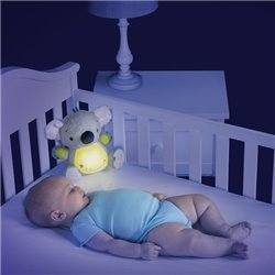 Bright Starts Muzička lampa - plišana igračka Koala