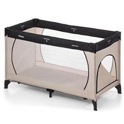 Hauck prenosivi krevetac Dream n play Plus - Beige grey