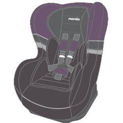 Nania auto sedište Cosmo 0/1 (0-18kg) purple horizon