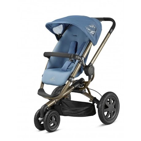 Quinny kolica za bebe Buzz 3 blue charm - plava