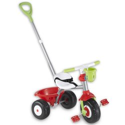 SMART TRIKE CUPCAKE RED/WHITE/GREEN