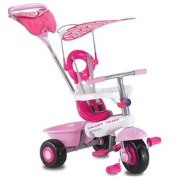 Smart Trike FRESH ROZI