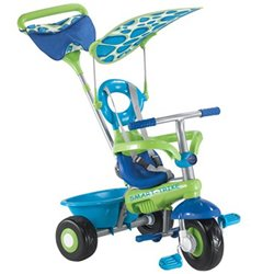 Smart Trike Fresh plavo zeleni
