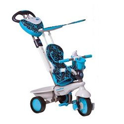 TRICIKLI SMART TRIKE DREAM TEAM PLAVI