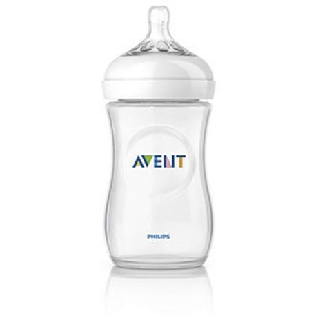 Avent - FLASICA NATURAL 260ML 1545