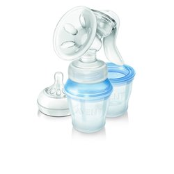 Avent - AVENT Manuel natural breast pump wia