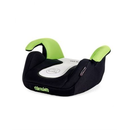 Chipolino - Auto sediste-buster grupa III Active green apple