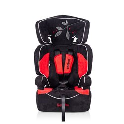 Chipolino - Auto sediste grupa I, II i III  Rodeo black&red