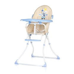 Chipolino - Stolica za hranjenje Teddy sky blue