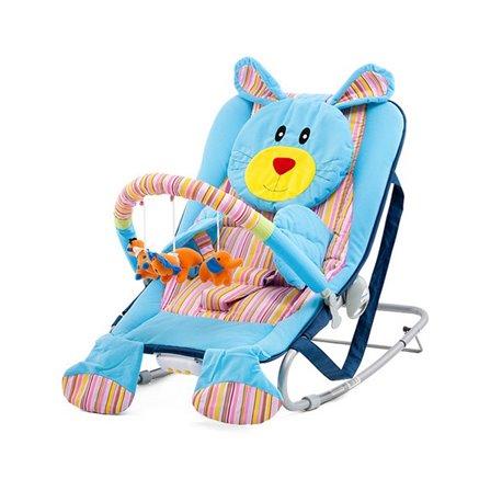 Chipolino - Muzicka nosiljka ljuljaska Bunny