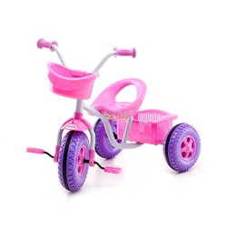 Chipolino - Tricycle Marsy pink