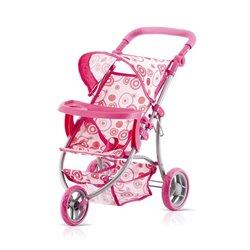 Chipolino - Doll stroller  Sherry flower