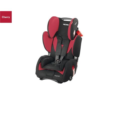 "RECARO Young Sport ""Cherry"""
