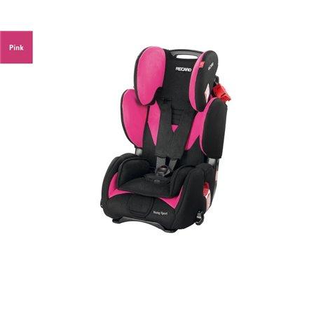 """RECARO Young Sport """"Pink"""""""