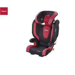 """RECARO Monza Nova 2 Seatfix """"Cherry"""""""