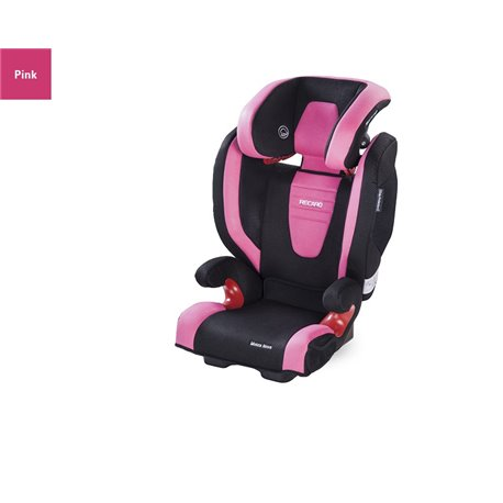 "RECARO Monza Nova 2  ""Pink"""