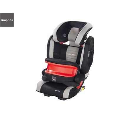 "RECARO Monza Nova IS SeatFix ""Graphite"""