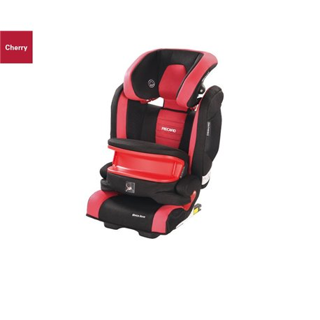 "RECARO Monza Nova IS SeatFix ""Cherry"""