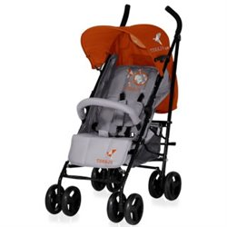 Bertoni kolica I-MOVE Grey & Orange