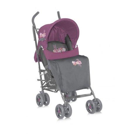 Kolica Fiesta Grey & Pink Spring BERTONI