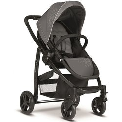 Graco Kolica 2u1 set Evo charcoal