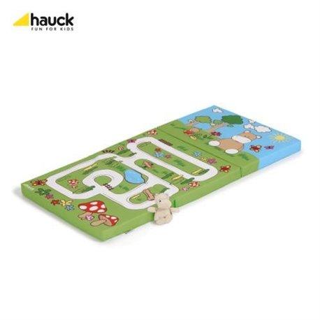 Hauck prenosivi dušek Sleeper Hippo plavi