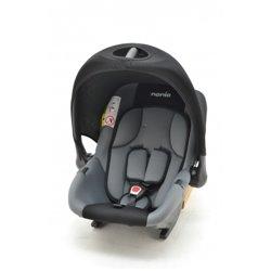 Nania Baby Ride auto sedište 0-13kg 0+ Rock - siva