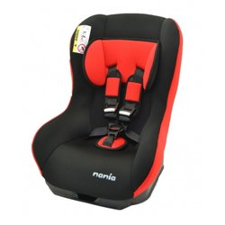 Nania Basic auto sedište 0-18kg 0/1 Paprika - crvena