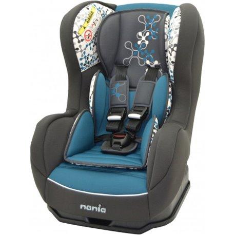 Nania Cosmo auto sedište 0-18kg 0/1 Corail petrole - plavo sivo