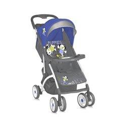 Kolica za bebe Smarty - Blue & Grey Puppies