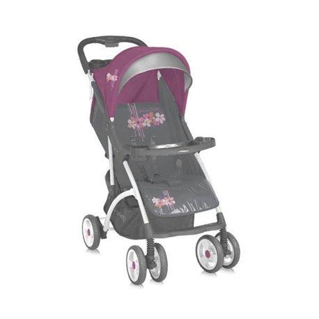 Bertoni kolica Smarty Grey Pink Spring