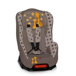 Auto Sedište Pilot Plus - Beige Giraffes 9-18 kg