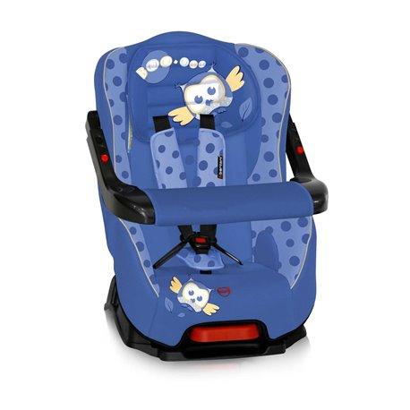 Bertoni auto sediste BUMPER BLUE BABY OWL 9-18kg