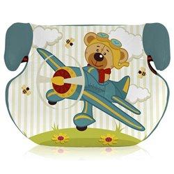 Bertoni Lorelli Dečje autosedište Teddy Aquamarine Pilot Bear
