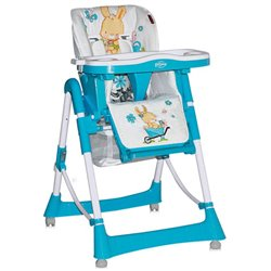 Bertoni Stolica za hranjenje beba Primo Blue bunny