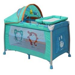 Bertoni krevet torba Dreamer 2 nivoa - plus Zoo