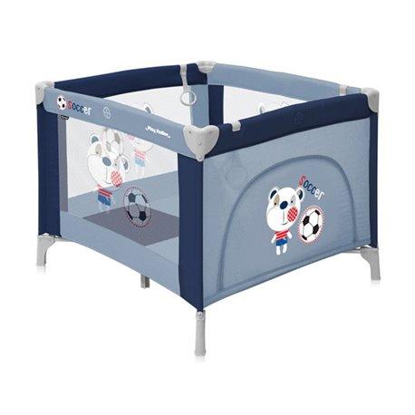 Bertoni Lorelli Ogradica za bebe Playstation Blue Soccer