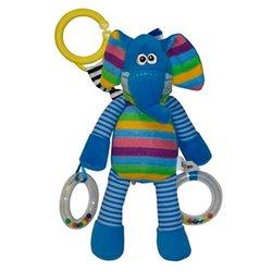 Bertoni zvečka/glodalica šareno slonče