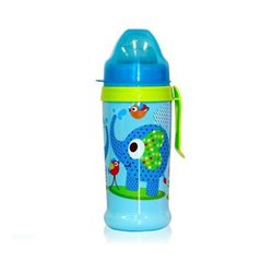 Flašica Clip n Go - Zoo 360ml
