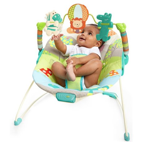 Bright Starts Bebi ležaljka sa vibracijom Up, Up & Away SKU60049