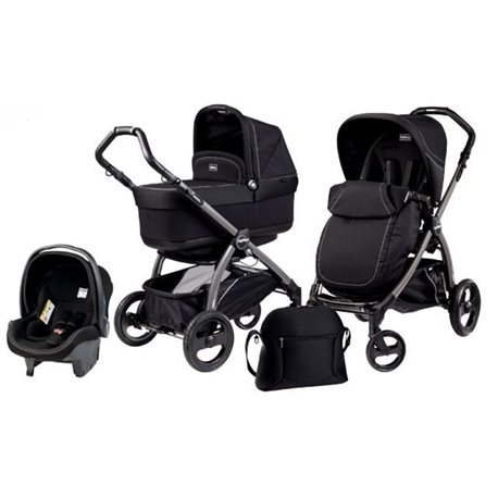 Peg Perego set pop up modular onyx