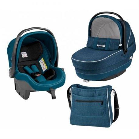 Peg perego set modular XL-saxony blue (Navetta XL+P.V.SL+Borsa)