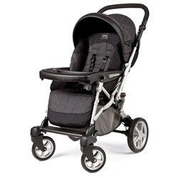 Peg perego - kolica za bebe uno denim black