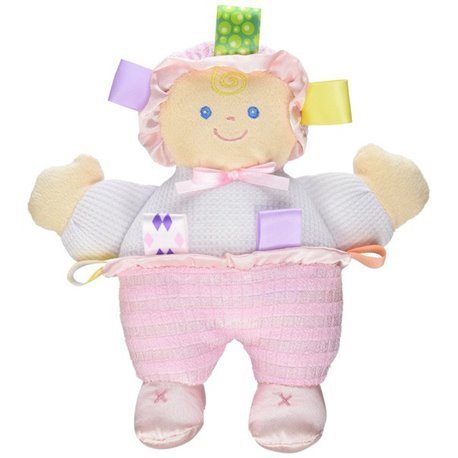 Taggies by Bright Starts Moja prva lutka Baby Doll