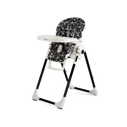 Peg Perego stolica za hranjenje P. Pappa Zero 3 - Pavillon Black