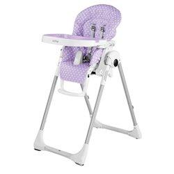 Peg Perego hranilica prima pappa zero - babydot lilac