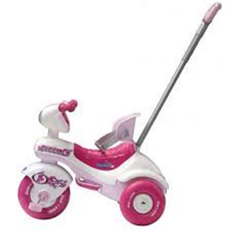 Peg Perego tricikl Cucciolo pink IGPD0622