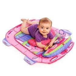 Bright Starts Bebi podloga za igru Tummy Cruiser pink