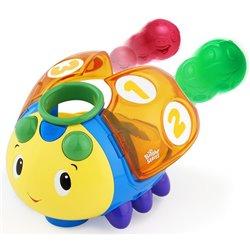 Bright Starts Edukativna igračka - Bubamara broji loptice