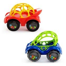 Oball by Bright Starts Bebi igračka i zvečka Autić sa kuglicama
